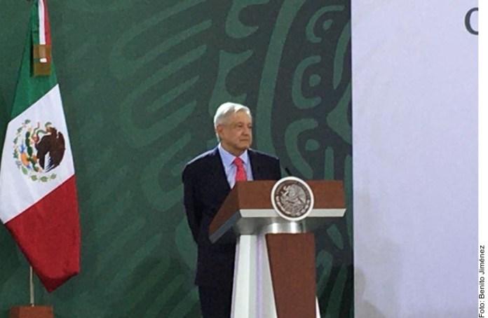Soy el Presidente más atacado en 100 años.- López Obrador