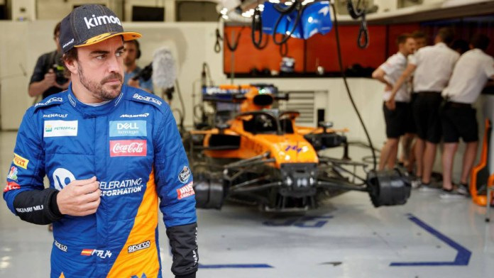 Regresa Fernando Alonso a Fórmula 1
