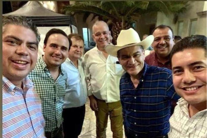 Justifica Gobernador de Coahuila fiesta con Alcaldes