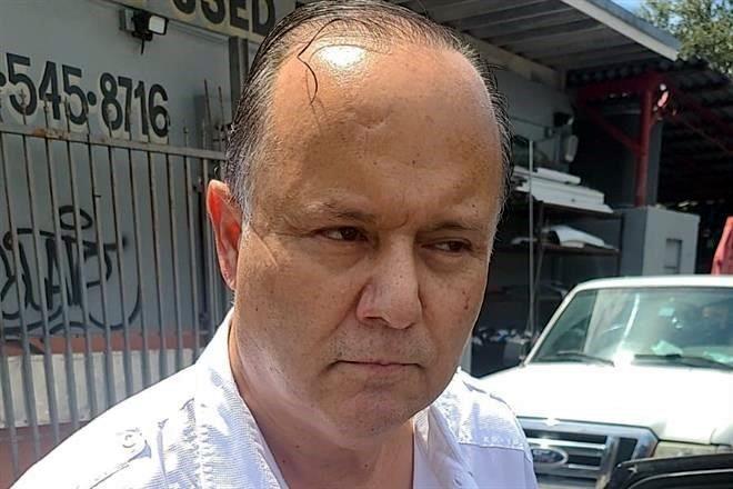 Acusa Corral red de corrupción de César Duarte