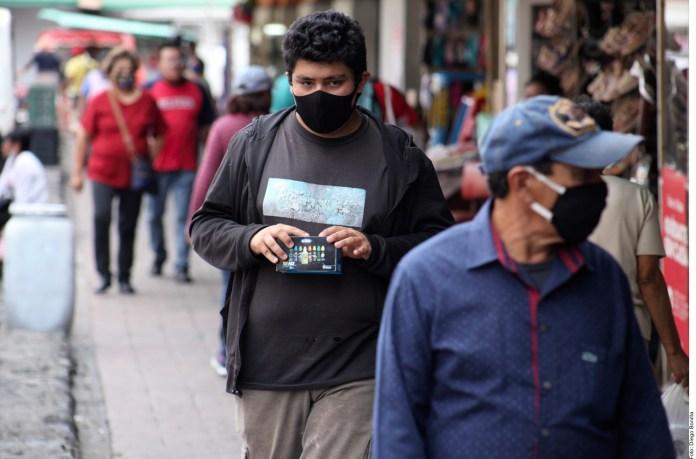 Crecen 189% los contagios de Covid-19 en el país