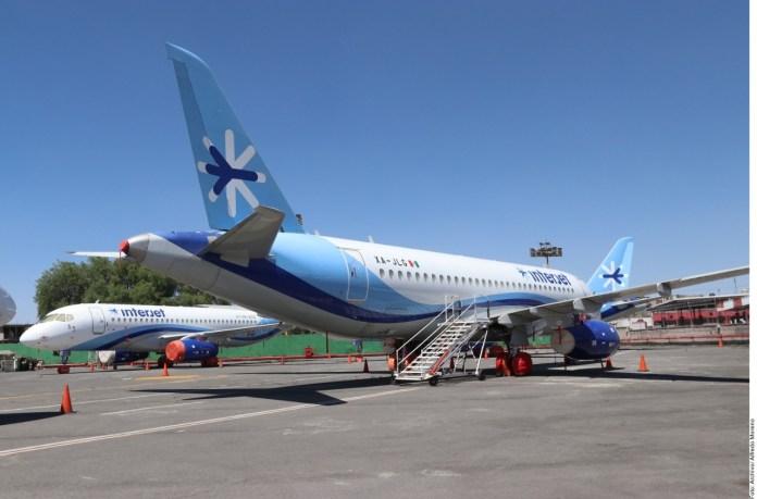 Deben Interjet y Aeroméxico 105 mdd al AICM