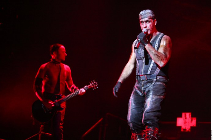 ¡Paren todooo! Llegará Rammstein a México en 2021