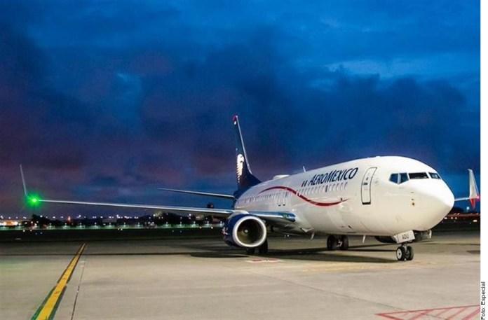 Enfrenta Aeroméxico una turbulencia financiera