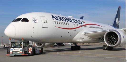 Inicia Aeroméxico reestructura financiera en Estados Unidos
