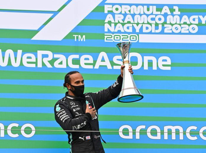Iguala Hamilton récord de Schumacher