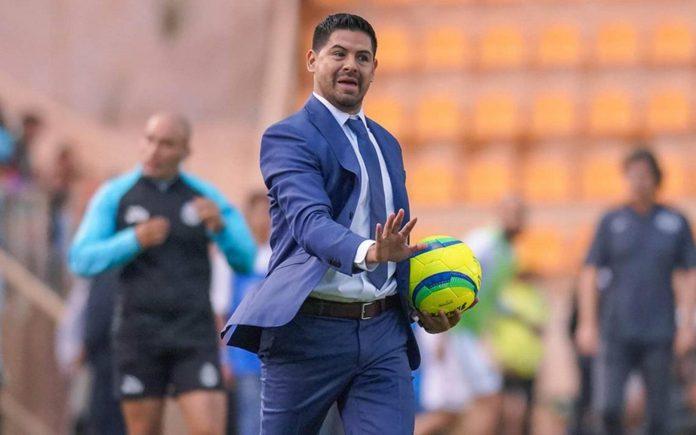 Irving Rubirosa nuevo DT de Tlaxcala