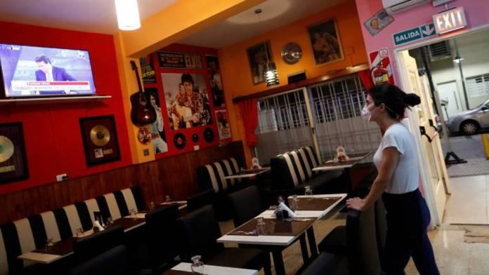 Reapertura y cuesta arriba para restaurantes en Lima