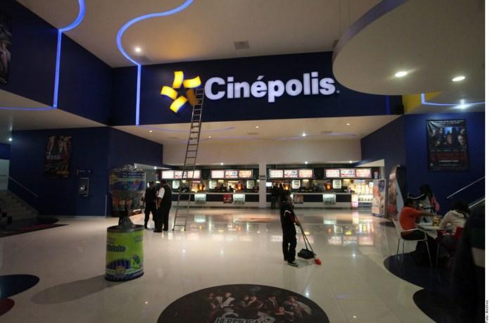 Pierden cines en México 6 mil 500 mdp