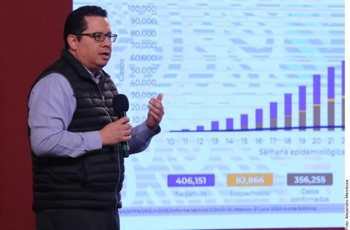 Figura Othón P. Blanco entre municipios de mayor contagio en el País