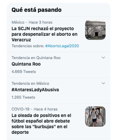 Quintana Roo es tendencia en redes sociales
