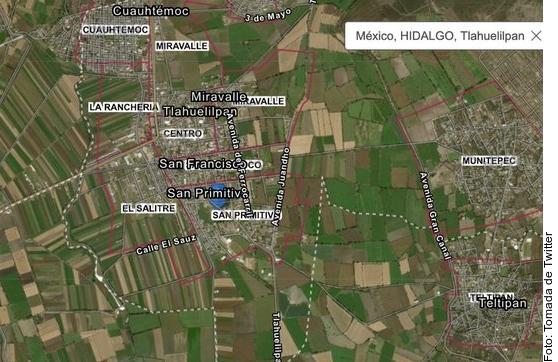 Registran fuga de hidrocarburo en Tlahuelilpan