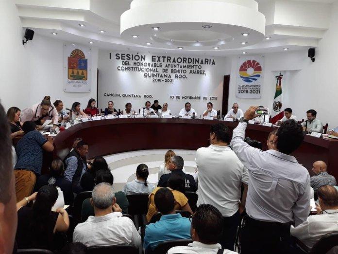 Reinicia el Regidor 16 evaluación de Cabildo