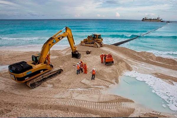 Urge Senado a municipios medidas contra erosión de playas