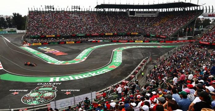 Cancelan Gran Premio de México de F1 este año; volverá en 2021