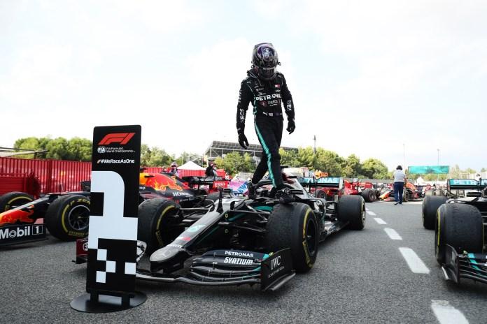 Amplía Hamilton ventaja en España
