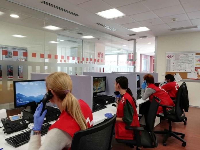 Habilita Cruz Roja un Call Center para atender Covid-19