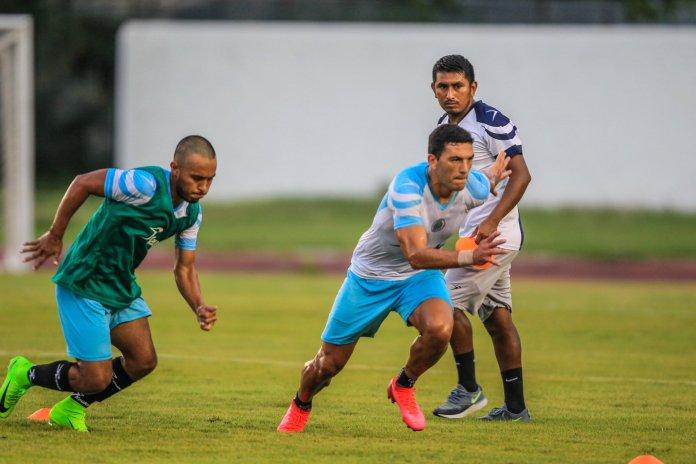 Listo Cancún F.C. para su debut