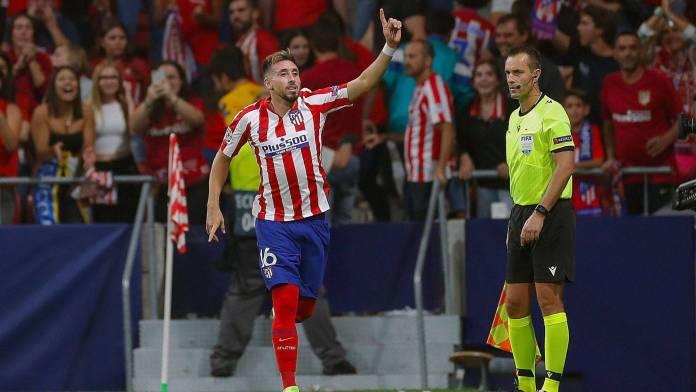 Tiene Atlético de Madrid esperanzas en Champions