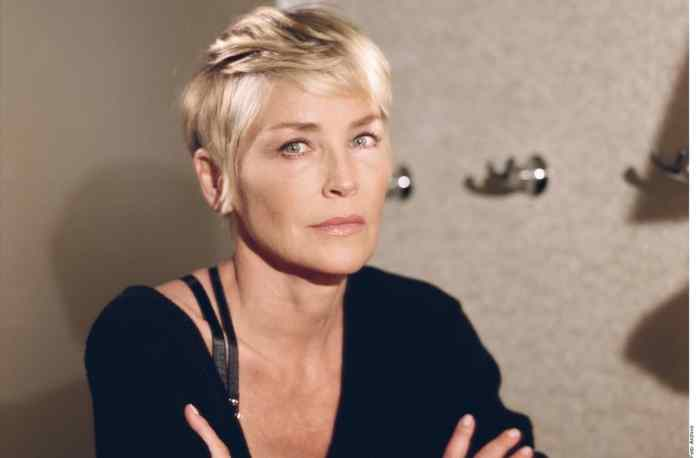 Sharon Stone regresó para quedarse