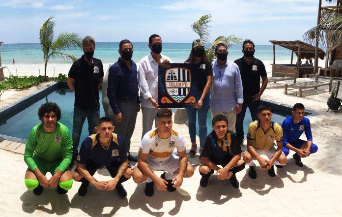 Surge Tulum F.C. , jugará en Tercera División