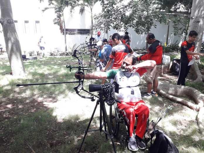 Destacan arqueros de Quintana Roo en torneo virtual