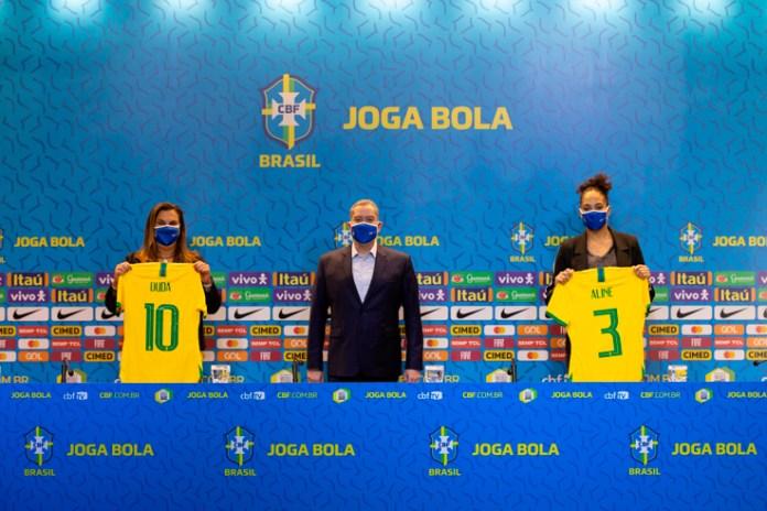 Iguala ingresos para selecciones de Brasil