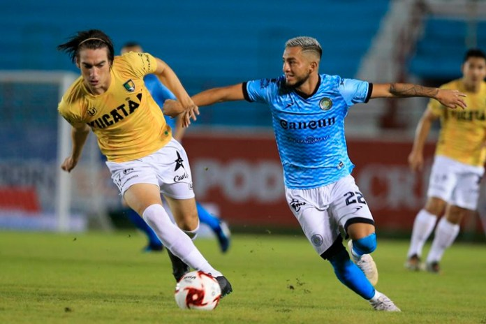 Sale Cancún F.C. del Top 3 en Liga de Expansión