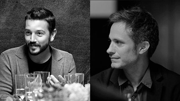 Gael García y Diego Luna piden apoyo por fideicomisos
