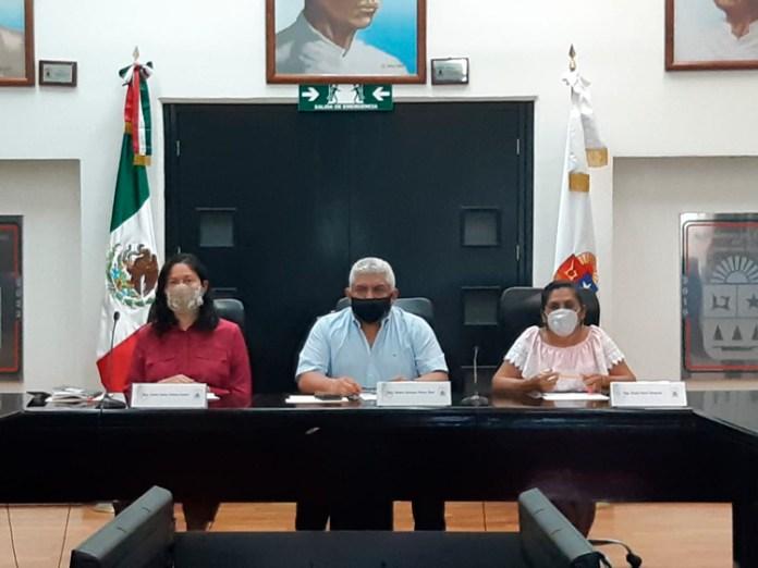 Buscan respaldo en Ley General de Consulta Indígena
