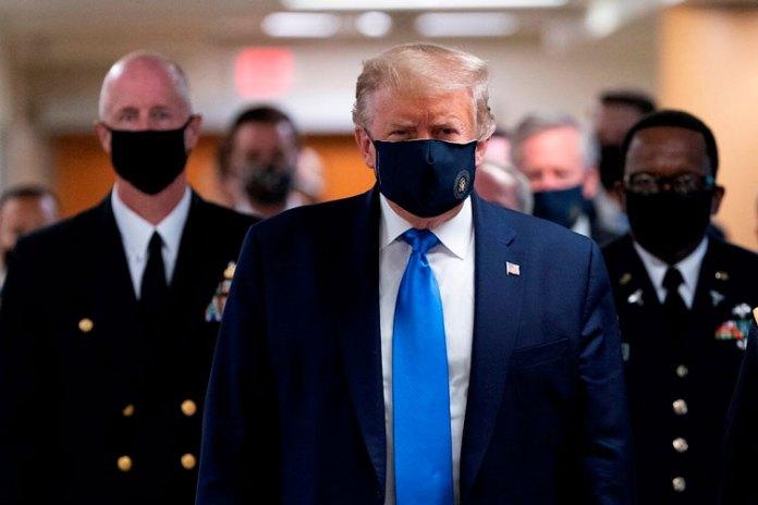 Mintió Trump por letalidad del Covid-19