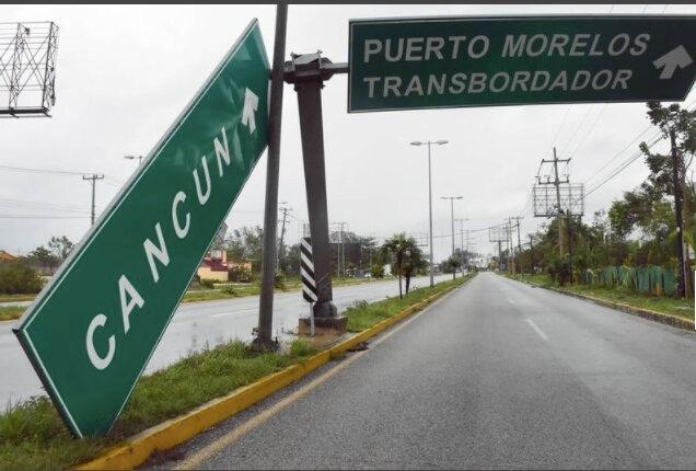 Está México en el Top 10 de desastres naturales