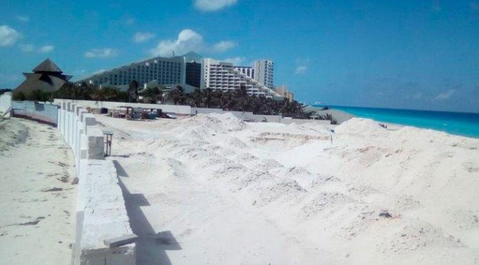 Recuperará Fonatur playas privatizadas