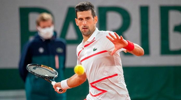 Apuesta Djokovic por rebasar a Federer