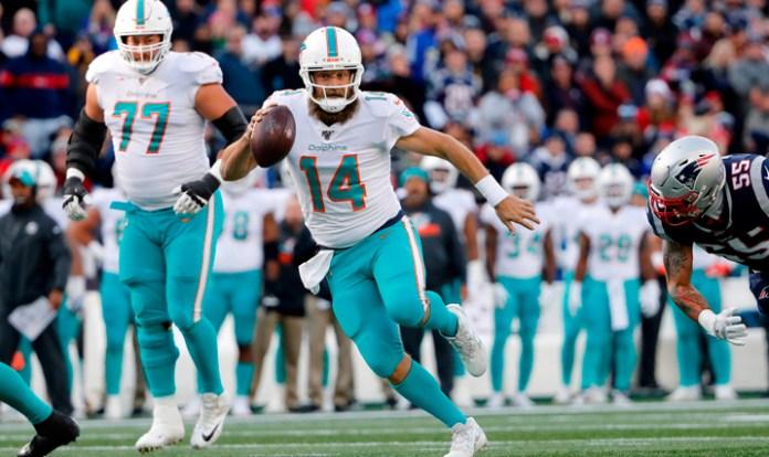 Dolphins rompieron mi corazón: Fitzpatrick
