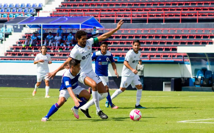 Inter Playa pierde el invicto como visitante