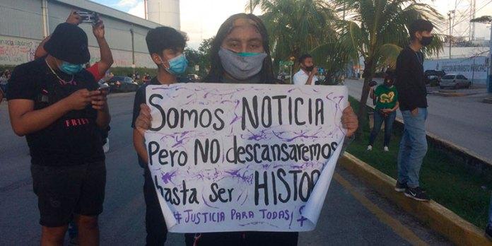 Buscan colectivos de mujeres marcha sin infiltrados