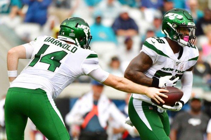 Jets y Steelers, polos opuestos