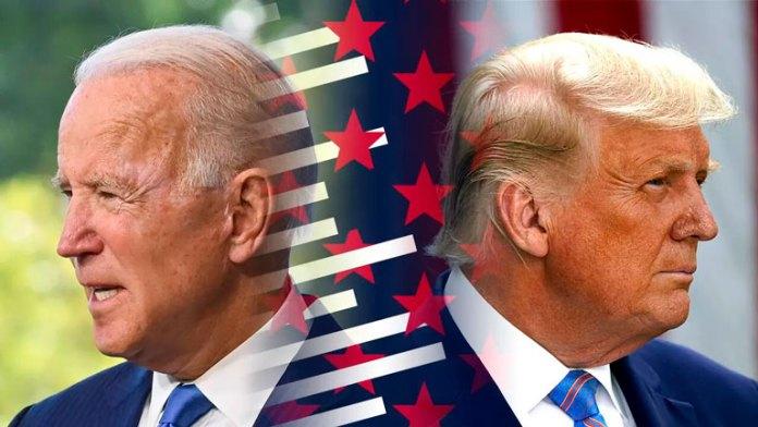Se atacan Biden y Trump sin contemplaciones