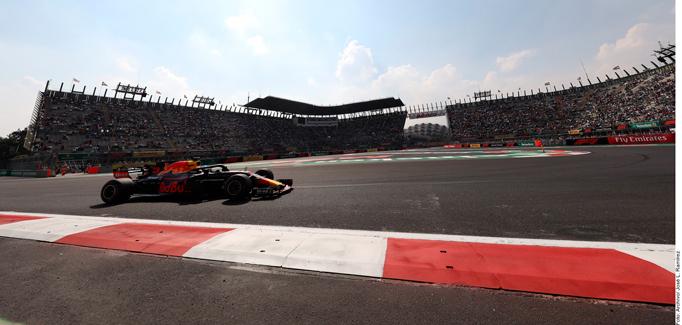 Tiene Gran Premio de México fecha para 2021