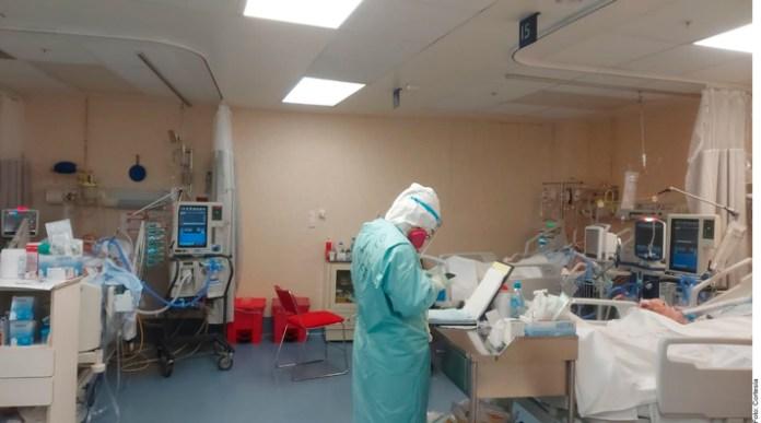 Alerta hongo en hospitales Covid-19