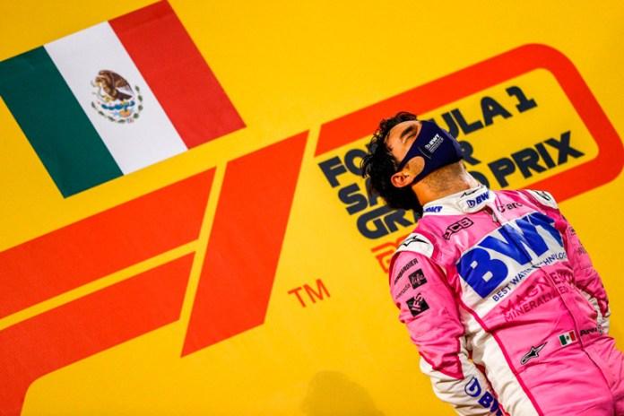 Quiere Stroll que Checo siga en F1