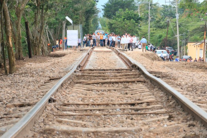 Exigen parar obra de Tren Maya