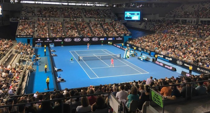 Permitirá Australia aficionados para torneos de tenis en 2021