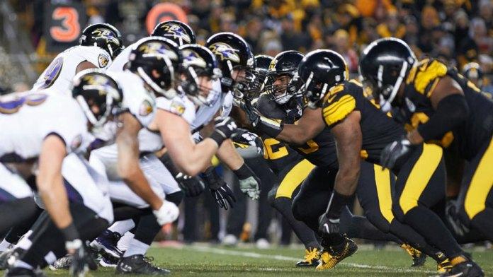 ¡Por fin! Jugarán Ravens y Steelers