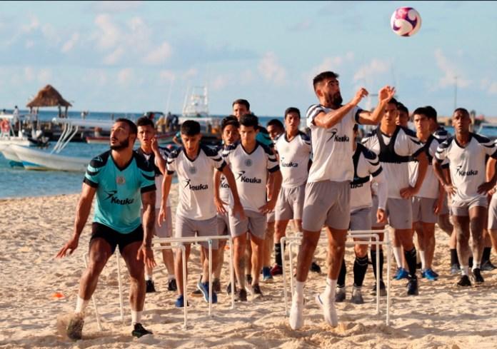 Jugará Cancún FC ante Rayados y Santos