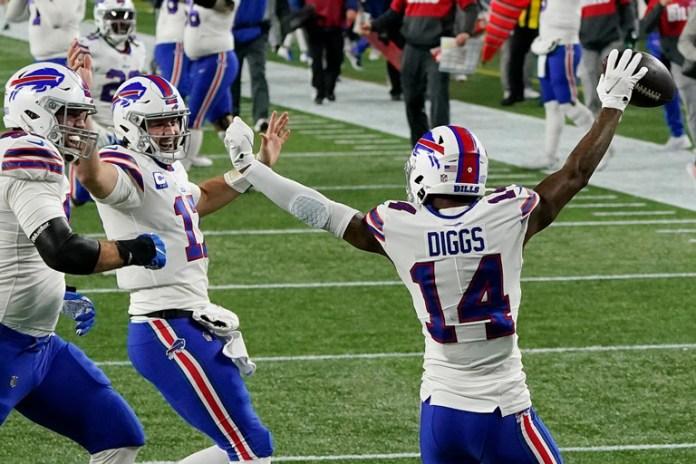 Será duelo de ofensivas entre Bills y Ravens
