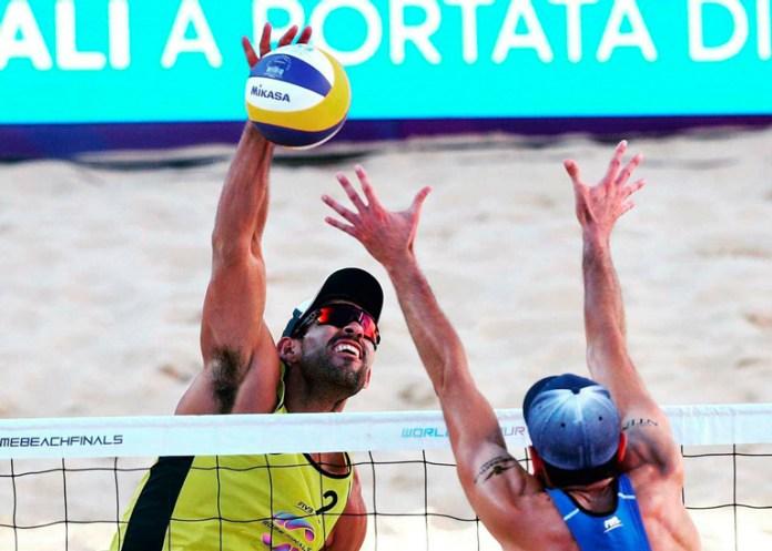 Cancelan concentración para equipo de voleibol de playa en Sonora