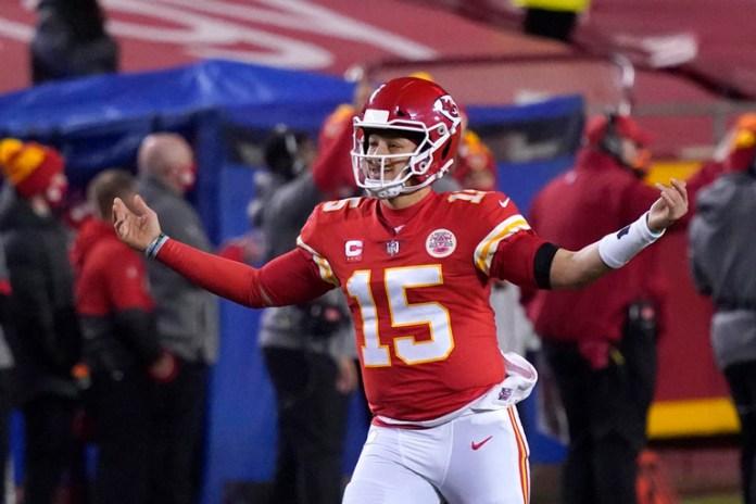 Parten Chiefs como favoritos para ganar el Super Bowl LV