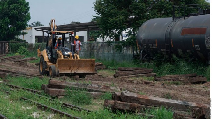 Dictan suspensión contra Tren Maya en Yucatán
